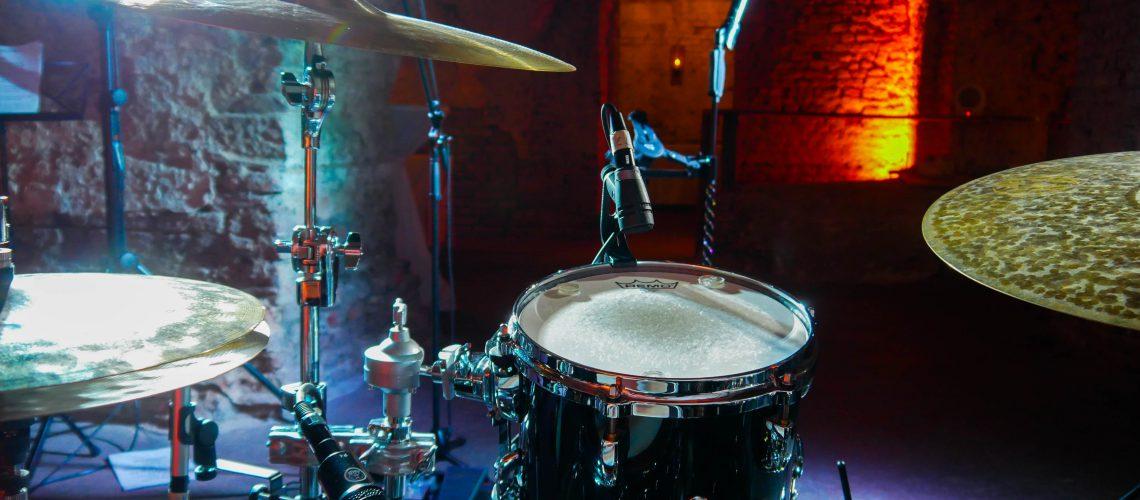 Hochzeitsband Schlagzeug Schloss Diersfordt Klangart